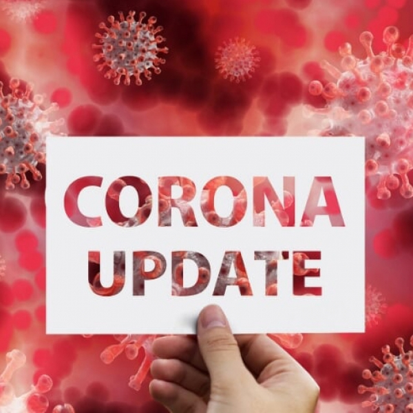 Corona update - Registratie